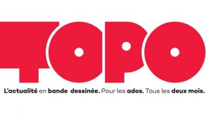 Topo image