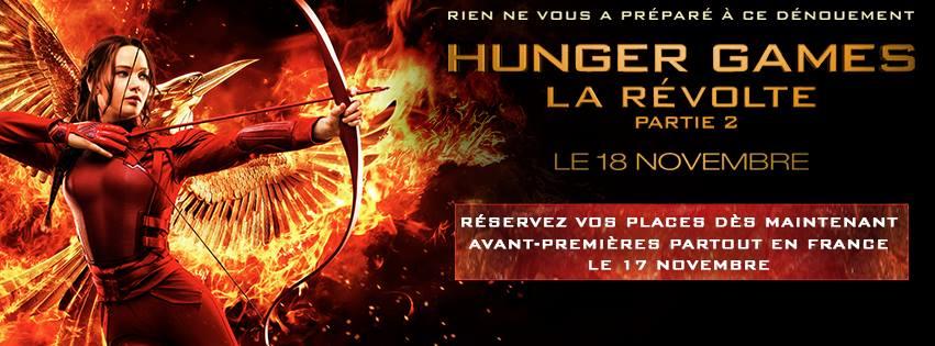 Hunger Games la révolte image