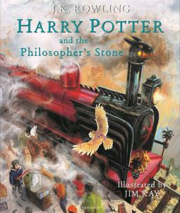 harry potter illustré gallimard