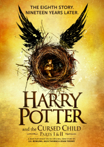 harry potter and the cursed child image