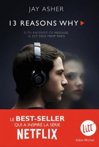 13 reasons why couverture