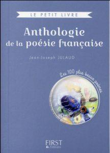 Anthologie de la poésie française image